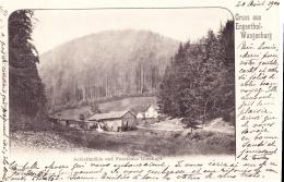 67 ENGENTHAL WANGENBOURG ? MAISON FORESTIERE ET MOULIN DU ROSSKOPF - France