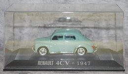 RENAULT 4CV - 1947 - Voitures, Camions, Bus