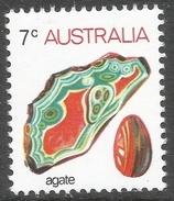 Australia. 1973 Marine Life & Gemstones. 7c MH SG 546 - Mint Stamps