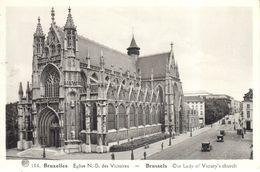Brussel - Bruxelles - Eglise N. D. Des Victoires - Forêts, Parcs, Jardins