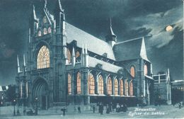 Brussel - Bruxelles - Eglise Du Sablon - Forêts, Parcs, Jardins
