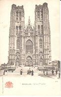 Brussel - Bruxelles - Eglise Ste-Gudule - Forêts, Parcs, Jardins