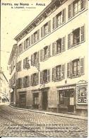 Commune Aigle  Hôtel Du Nord A Légeret Tenancier - VD Vaud
