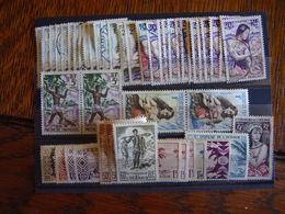 Oceania, Polinesia E Nouva Caledonia Francese. Interessante Accumulazione. Descrizione. 6 Foto - Océanie (Établissement De L') (1892-1958)