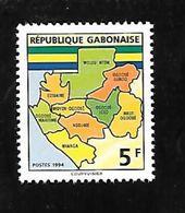 TIMBRE NEUF DU GABON DE 1994 N° MICHEL 1172 - Gabon