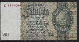 Allemagne - 50 Reichsmark - Pick N° 182 - SUP - [ 3] 1918-1933: Weimarrepubliek