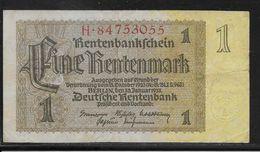 Allemagne - 1 Rentenmark - Pick N° 173 - TTB - [ 3] 1918-1933 : República De Weimar