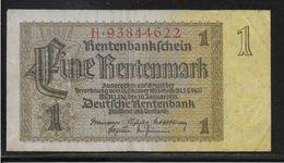 Allemagne - 1 Rentenmark - Pick N° 173 - TB - [ 3] 1918-1933 : República De Weimar