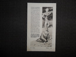 Doodsprentje  ( C 720 )  Vandommele  /  Braem  /  Derdeyn  -   Rumbeke   1948 - Décès
