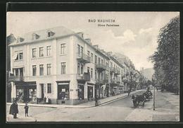 AK Bad Nauheim, Partie In Der Oberen Parkstrasse - Bad Nauheim