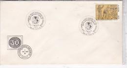 XLVII CONGRESSO MEDICO HOMEOPATICO PAN AMERICANO SIMILIA SIMILIBUS CURANTUR. OBLITERE RIO DE JANEIRO 1979 BRASIL- BLEUP - Covers & Documents