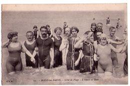 2387 - Malo Les Bains ( 59 ) - Scène De Plage , L'heure Du Bain - C.A.R. - N°145 - - Malo Les Bains