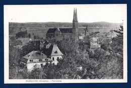 57. Sarralbe. Panorama Avec L'église Saint-Martin - Sarralbe