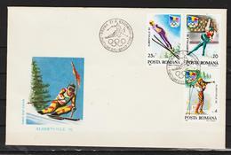 1991 - J.O.ALBERTVILLE 92  Mi No 4761/4768 - FDC