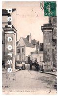 89   Sens  La Porte Saint Hilaire - Sens