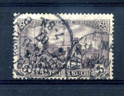 1902 REICH N.79 USATO - Allemagne