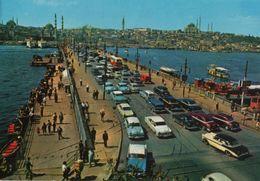 Türkei - Istanbul - Pont De Galata - Ca. 1975 - Turchia