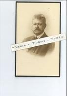 CHEVALIER EDMOND De FABRIBECKERS De CORTILS Et GRACE EPOUX CLAIRE PIRMEZ ° LIEGE 1873 + TONGRES ( TONGEREN ) 1928 - Images Religieuses