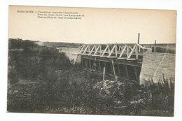 Boezinge Ieper De Vaartbrug Naar Langemark Pont Du Canal - Ieper
