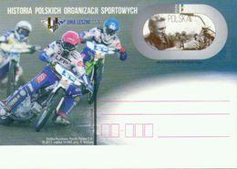 Polen GS 'Polnischer Motorrad-Sportverband' / Poland 'Polish Motorcycle Sports Association' **/MNH 2017 - Motorräder