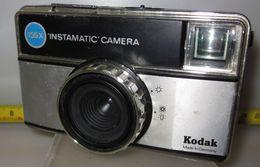 KODAK  155 X INSTAMATIC CAMERA FOTOGRAFICA CON CUSTODIA - Macchine Fotografiche