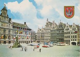 Anversa - Piazza Del Mercato - Belgio