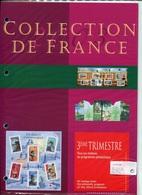 RC 9780 FRANCE POCHETTE ABONNEMENT 3eme TRIMESTRE 2003 A PRIX COUTANT - Francia