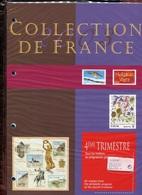 RC 9781 FRANCE POCHETTE ABONNEMENT 4eme TRIMESTRE 2003 A PRIX COUTANT - Francia