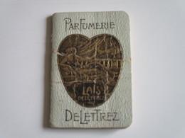 PARFUMERIE DELETTREZ - Agenda De Poche 1915 (24 Pages) - Anciennes (jusque 1960)