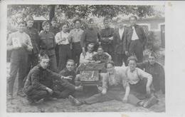 Carte Postale Photo Militaire. TTR 16 -6 - 1927 - Guerre, Militaire