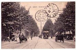 2392 - Lille ( 59 ) - Boulevard Vauban - N°26 - E. Cailleux - - Lille