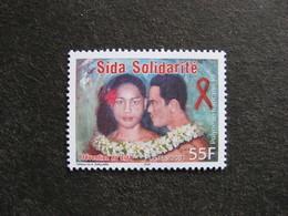 Polynésie: TB  N° 650 , Neuf XX. - Polynésie Française