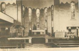 Broekhem; Koor St. Josefskerk (interieur) - Niet Gelopen. (Uitgever?) - Altri