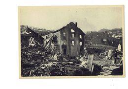 Cpm - 88 - LA BRESSE - Village Détruit - Guerre Ruines Homme Hotte - Otros Municipios