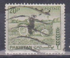 1978-79 Pakistan - Lavoro Nei Campi. (trattore) - Pakistan