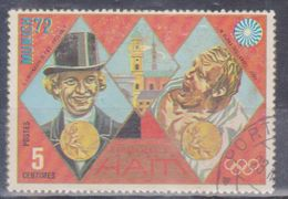 1972 Haiti - Giochi Olimpici Di Monaco - Haiti