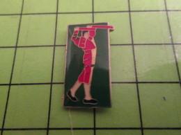 310b Pin's Pins / Beau Et Rare : Thème SPORT / TAUROMACHIE CORRIDA PICADOR Danseuse De Papier !!! - Bullfight - Corrida