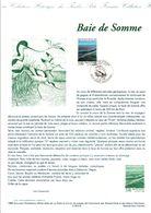 1998 DOCUMENT FDC BAIE DE SOMME - Postdokumente