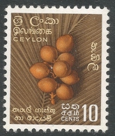 Ceylon. 1958-62 Definitives. Redrawn Inscriptions, 10c MH. SG 453 - Sri Lanka (Ceylon) (1948-...)