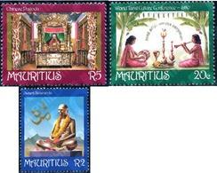 Ref. 162687 * MNH * - MAURITIUS. 1981. CULTURAS - Mauritius (1968-...)