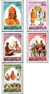 Ref. 162692 * MNH * - MAURITIUS. 1983. 100 ANIVERSARIO DE LA MUERTE DE SWAMI DAYANANDA - Mauritius (1968-...)