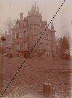Photo 1896 Fontaine Le Bourg Montgrimont Chateau Delamare Deboutteville - Lieux