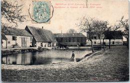 14 - HOTOT En AUGE --  La Fromagerie - Dépendance Du Château - Francia