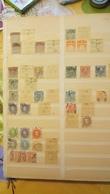F01022 LOT FEUILLES TIMBRES SCANDINAVIE A TRIER COTE++ POIDS 0.740KG DÉPART 10€ - Sellos