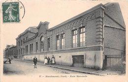 HAUTMONT - Ecole Maternelle - Other Municipalities