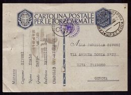 GR1995  - DISTACCAMENTO MARINA NAPOLI - 1900-44 Vittorio Emanuele III