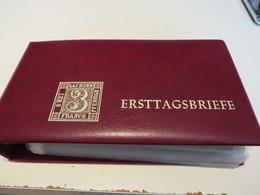 DEUTSCHLAND  Posten  Verschiedene  Etwas  ältere  BELEGE  Im  ALBUM - Stamps