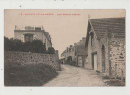 CPA - DONVILLE LES BAINS - Les Blancs Arbres - France