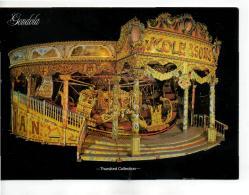 Postcard - Savages Gondola Switchback Ride - Unused - Very Good - Postales