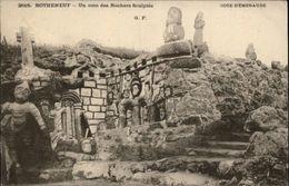 35 - ROTHENEUF - L'ermite - Sculpteur - Rochers Sculptés - Rotheneuf
